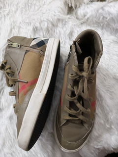 Burberry Tenis Originales
