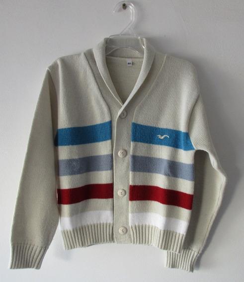 Sweater Saquito Talle 10 De Nene.