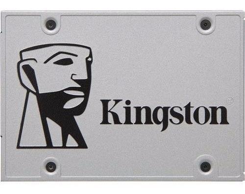 Ssd 240gb Kingston Uv400 + Adaptador Caddy 9,5mm Ssd Hdd