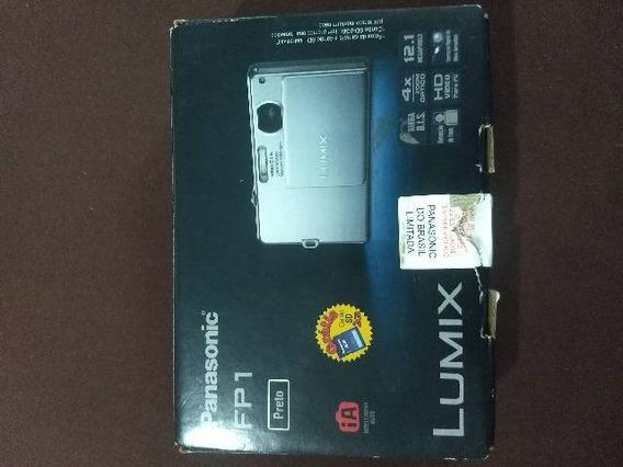 Camera Digital Lumix Fp1 Completo