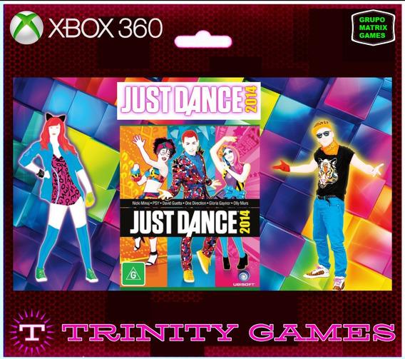 Just Dance 14 - Jogo Para Download Da Live Xbox 360