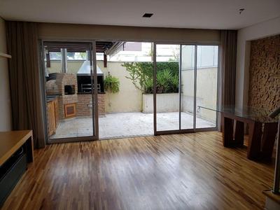 Casa Com 2 Dormitórios À Venda, 92 M² Por R$ 800.000 - Jardim Monte Kemel - São Paulo/sp - Ca0180