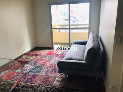Apartamento Com 1 Dormitório À Venda, 50 M² Por R$ 190.000 - Centro - São José Do Rio Preto/sp - Ap1738