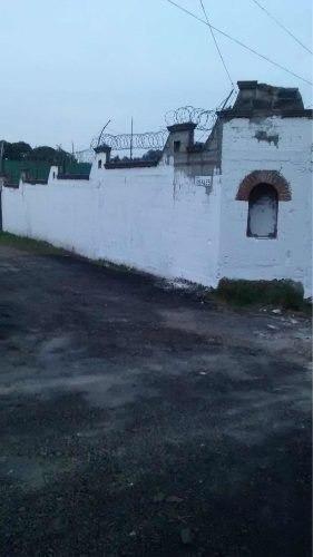 Tlalpan Terreno Bardeado Urbanizado Agua Luz Calle Cisterna