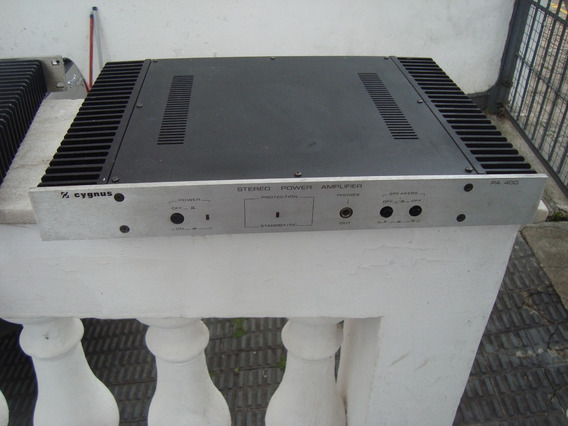 Cygnus Pa 400, Concervada E Excelente Funcionamento.off