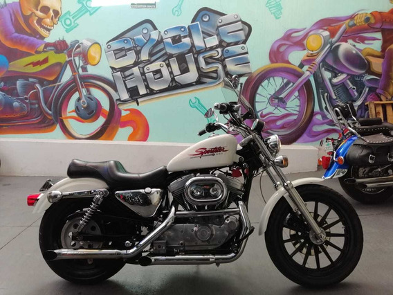 Harley-davidson Sporstster 883 1999 Titulo Limpio Checala!!