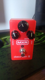 Pedal De Guitarra Dunlop Mxr Distortion Iii