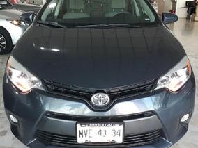 Toyota Corolla 2015 4p Le L4 1.8 Aut