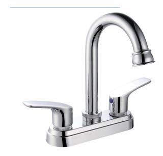 Llave Mezcladora De Agua Lavabo, 4 Envio Gratis