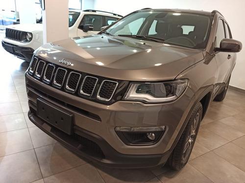 Jeep Compass Sport At My21 Financiada En Cuotas Tasa 0