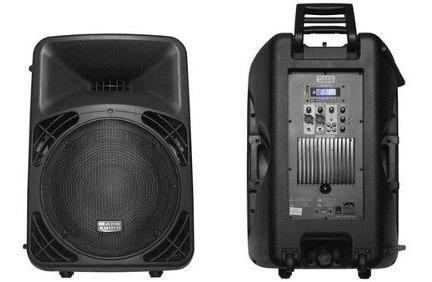 Caixa Mark Audio Mk1535 Profissional 300w So Recife