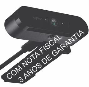 Webcam Logitech Brio 4k Pro 1080p 60fps Hdr Stream Youtuber