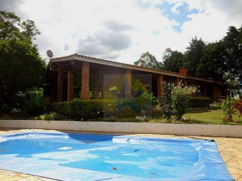 Chácara À Venda, 1800 M² Por R$ 650.000,00 - Portão - Atibaia/sp - Ch1117