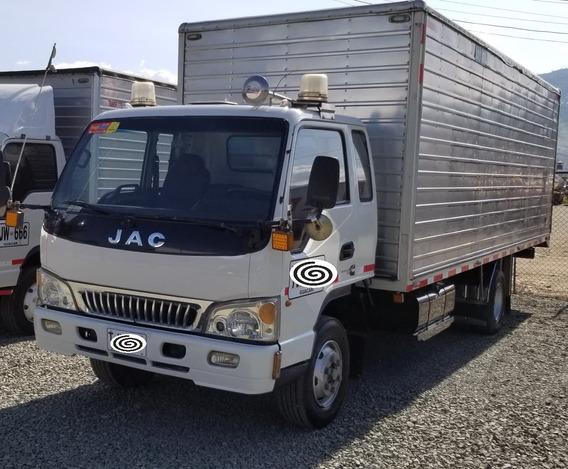 Camion Jac 1083, Furgon, Modelo 2014