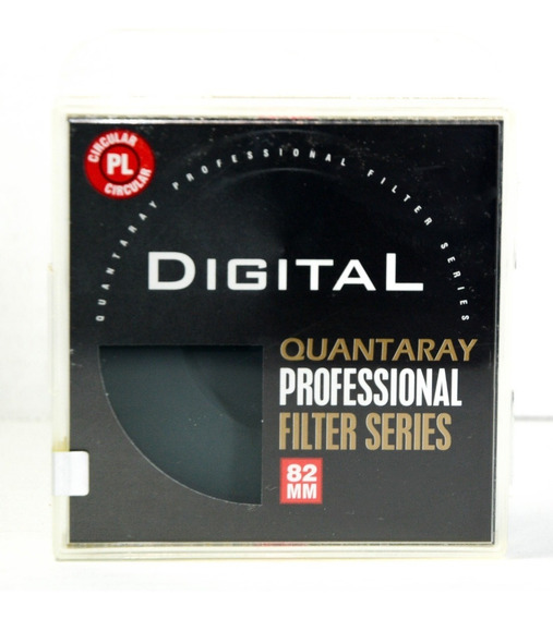 Filtro Sigma Quantary Polarizador 82mm