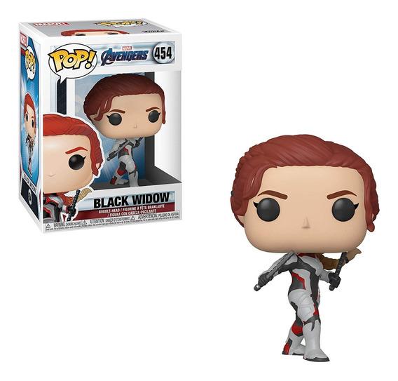 Figura Funko Pop Avengers - Black Widow 454