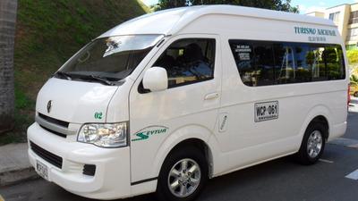 Alquiler De Vans / Microbus / Viajes Expresos / Dias De Sol