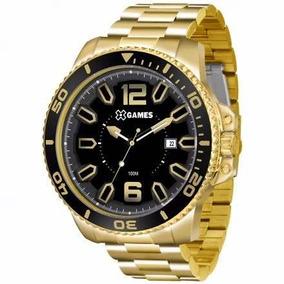 Relógio X Games Masculino Xmgs1019 P2kx