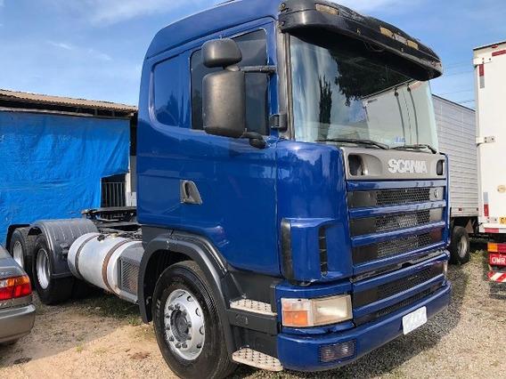Scania Scania 124 420 6x2 Ano 2005 Muito Novo