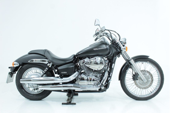 Honda Shadow 750 2013 Cinza