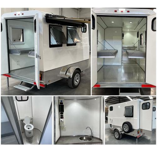 Trailer Porta Moto/casa Rodante