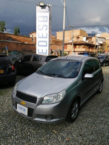 Chevrolet Aveo Five Mecanico 2011
