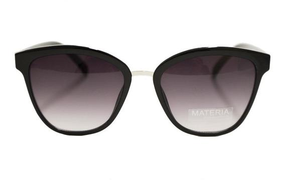 Lente De Sol Anteojos Sol Mujer Materia Eyewear Mts-947/948