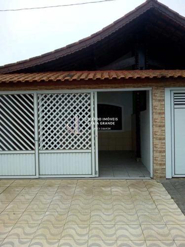 Imagem 1 de 27 de Casa Com 2 Dorms, Real, Praia Grande - R$ 297 Mil, Cod: 110 - V110
