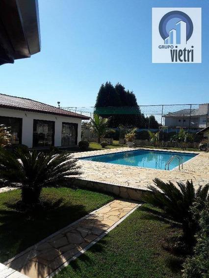 Chácara Com 3 Dormitórios À Venda, 2000 M² Por R$ 1.100.000,00 - Parque Village Castelo - Itu/sp - Ch0152