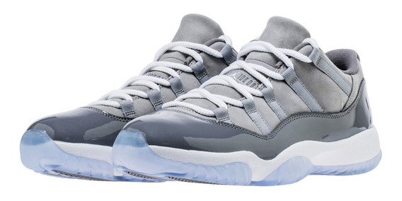 Air Jordan Retro 11 Low Cool Grey