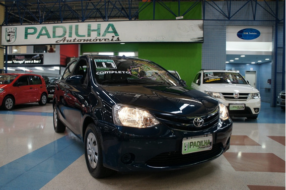 Toyota Etios Hatch 1.5 Xs Flex 2016/2017