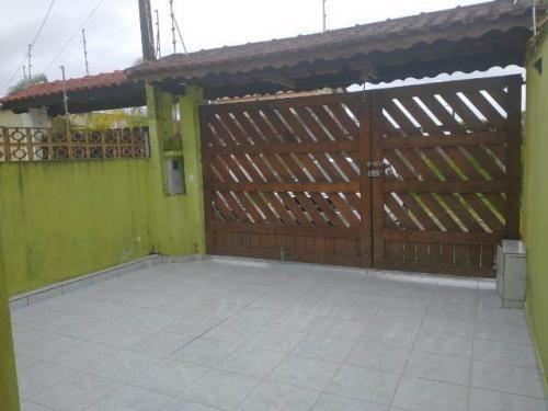 Casa No Bairro São Jorge Com Edícula Em Itanhaém, 7276