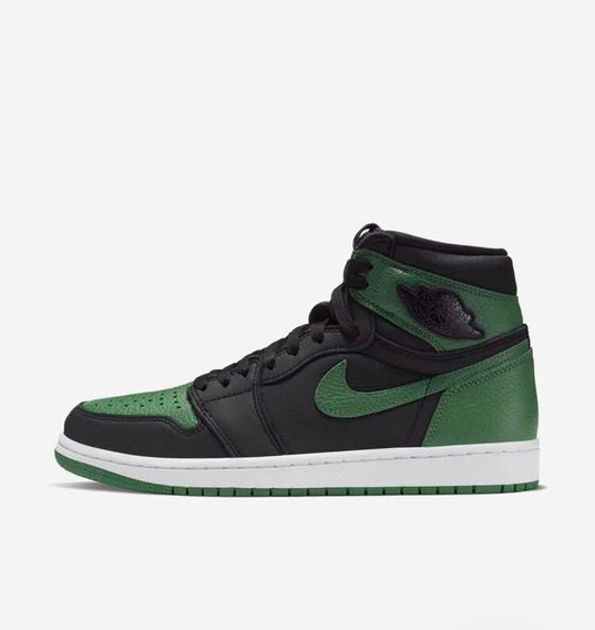Tênis Nike Air Jordan I Pine Green Original Pronta Entrega