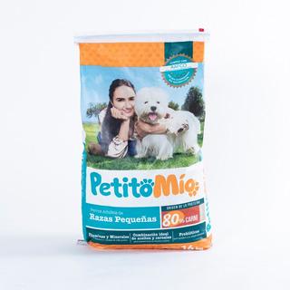 Alimento Para Perro Adultos Razas Pequeñas Petito Mío® 16 Kg