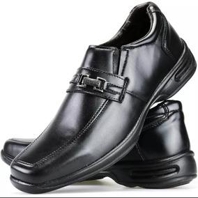 Sapato Social Anti-stress Ortopédico Confort Franpasso