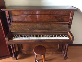 Piano Alemão Stichel Leipzig