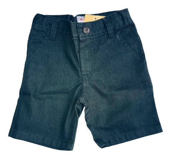 Bermuda Short Niños Jean Pampero Gonzalo (912361101)