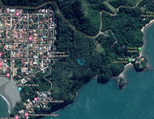 Imagem 1 de 4 de Terreno À Venda, 52000 M² Por R$ 15.000.000,00 - Barequeçaba - São Sebastião/sp - Te0503