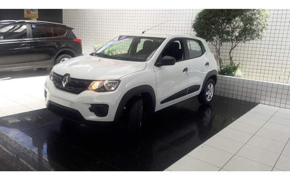 Kwid 1.0 12v Sce Flex Zen Manual 7028km