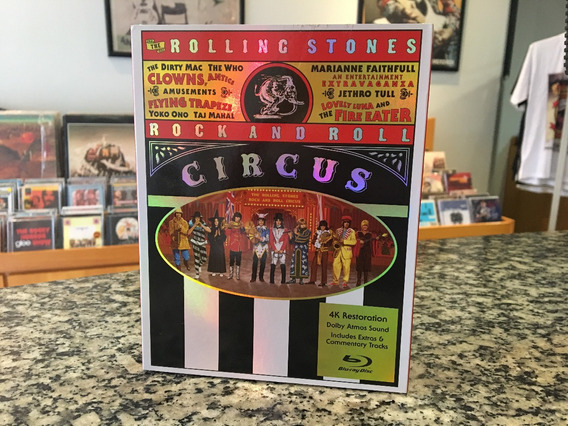 The Rolling Stones - Rock And Roll Circus (blu-ray)