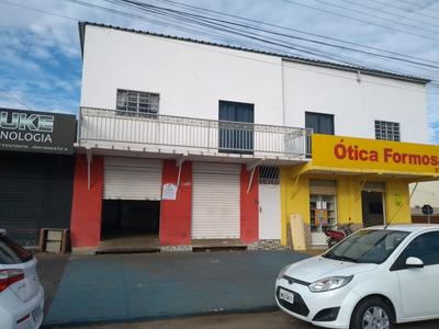 Loja Para Alugar No Vila Formosa Em Anápolis/go - 979