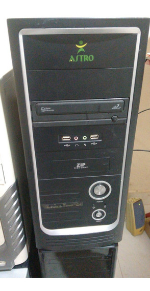 Computador Core 2 Quad 8300 Hd 500gb 4gb De Ram R$450,00