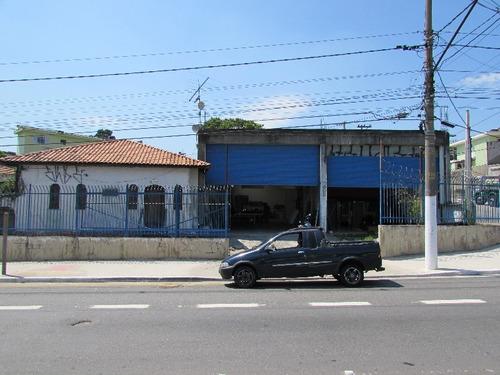 Imagem 1 de 8 de Galpão A Venda No Engenheiro Goulart, São Paulo - V4045 - 33537630
