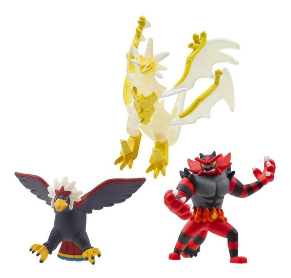 Pokemon Set Moncolle Battle Strongest Vol.1 Takara Tomy