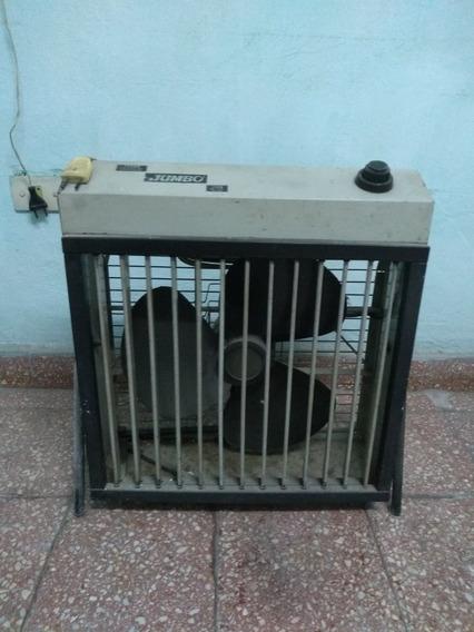 Ventilador Antiguo Jumbo Turbo Direccional A Revizar