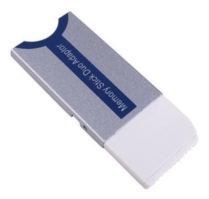 Adaptador Sony - Memory Stick Para Memoria Duo