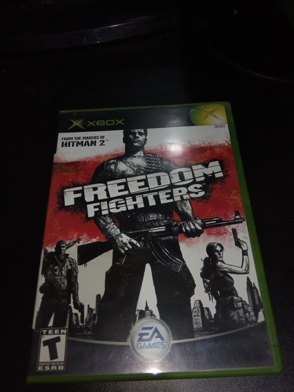 Freedom Fighters Xbox Clássico
