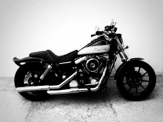 Harley-davidson Dyna Súper Glide Evo