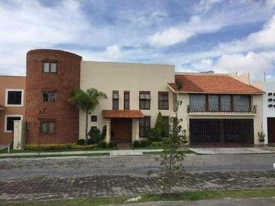 Residencia En Venta. Fraccionamiento Bosques De Angelópolis, Puebla