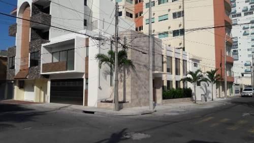 Casa Nueva En Boca Del Rio A Una Cuadra Del Mar En Costa Ver